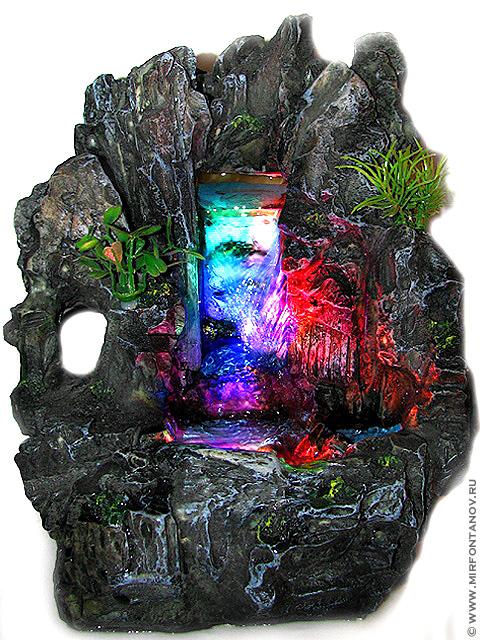 Мини фонтан грот чудес
