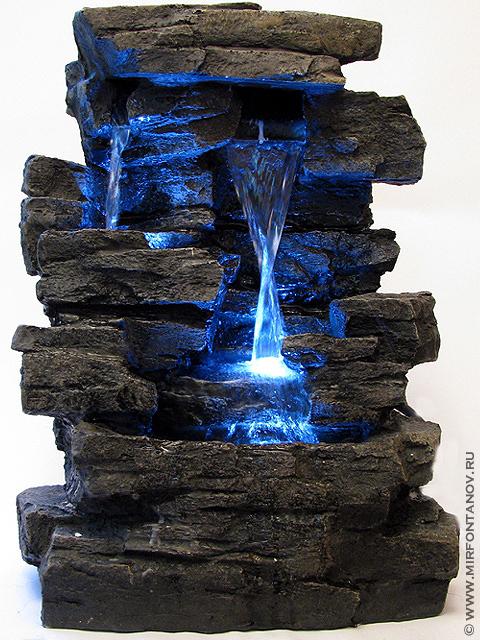Комнатный фонтанчик своими руками.