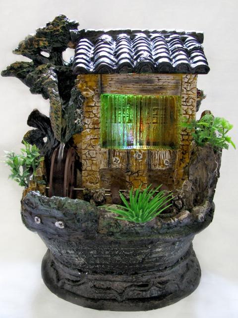 Декоративные водопады для дома своими рукам 68