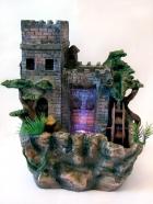 Декоративный водопад замок тайн