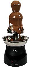 шоколад на фонтане