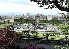 Вилла Ланте - итальянский ренессанс