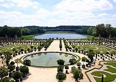 Парк Версаль - фонтаны