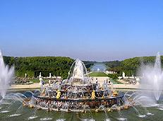 Версаль фонтаны
