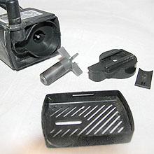 Очистка Мотора (помпы) фонтана
